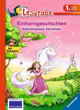 36297 Erstlesebücher Einhorngeschichten von Ravensburger 1