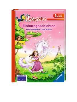 36297 Erstlesebücher Einhorngeschichten von Ravensburger 2