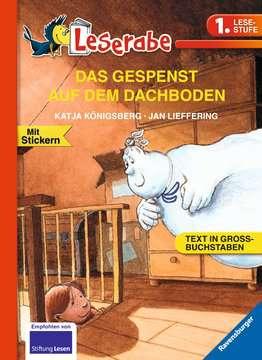 DAS GESPENST AUF DEM DACHBODEN Kinderbücher;Erstlesebücher - Bild 1 - Ravensburger