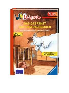 DAS GESPENST AUF DEM DACHBODEN Kinderbücher;Erstlesebücher - Bild 2 - Ravensburger