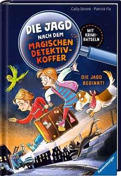 36386 Erstlesebücher Die Jagd nach dem magischen Detektivkoffer, Band 1: Die Jagd beginnt! von Ravensburger 2