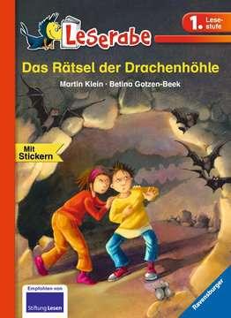 36411 Erstlesebücher Das Rätsel der Drachenhöhle von Ravensburger 1