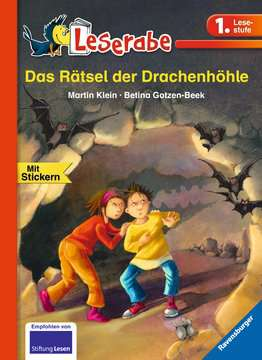 Das Rätsel der Drachenhöhle Kinderbücher;Erstlesebücher - Bild 1 - Ravensburger