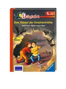 36411 Erstlesebücher Das Rätsel der Drachenhöhle von Ravensburger 2