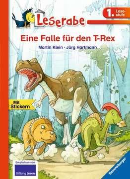 36422 Erstlesebücher Eine Falle für den T-Rex von Ravensburger 1