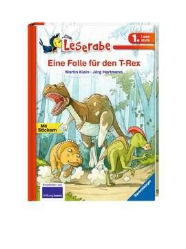 36422 Erstlesebücher Eine Falle für den T-Rex von Ravensburger 2