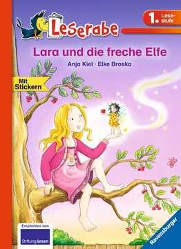 36437 Erstlesebücher Lara und die freche Elfe von Ravensburger 1