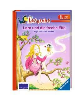 36437 Erstlesebücher Lara und die freche Elfe von Ravensburger 2