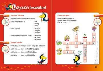 36437 Erstlesebücher Lara und die freche Elfe von Ravensburger 5