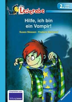 36441 Erstlesebücher Hilfe, ich bin ein Vampir! von Ravensburger 1
