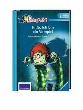 Hilfe, ich bin ein Vampir! Bücher;Erstlesebücher - Bild 2 - Ravensburger