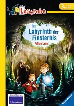 36442 Erstlesebücher Im Labyrinth der Finsternis von Ravensburger 1