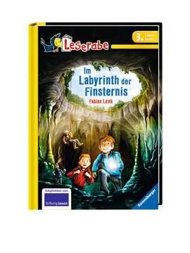 36442 Erstlesebücher Im Labyrinth der Finsternis von Ravensburger 2