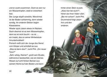 36442 Erstlesebücher Im Labyrinth der Finsternis von Ravensburger 4