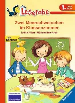 Zwei Meerschweinchen im Klassenzimmer Bücher;Erstlesebücher - Bild 1 - Ravensburger