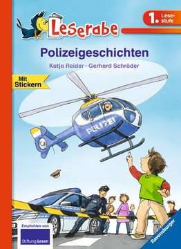 36452 Erstlesebücher Polizeigeschichten von Ravensburger 1