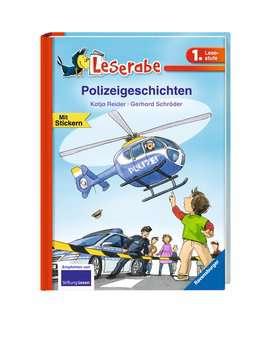 36452 Erstlesebücher Polizeigeschichten von Ravensburger 2