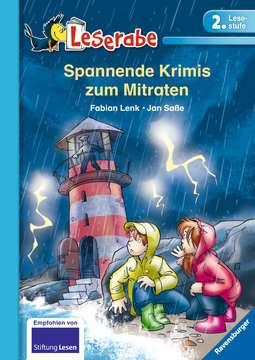36454 Erstlesebücher Spannende Krimis zum Mitraten von Ravensburger 1
