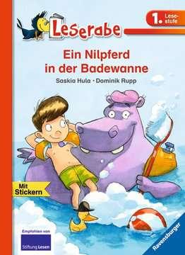 Ein Nilpferd in der Badewanne Bücher;Erstlesebücher - Bild 1 - Ravensburger
