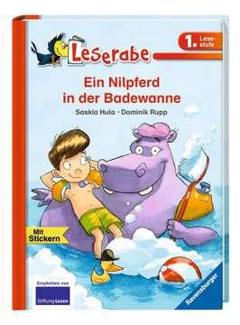 Ein Nilpferd in der Badewanne Bücher;Erstlesebücher - Bild 2 - Ravensburger