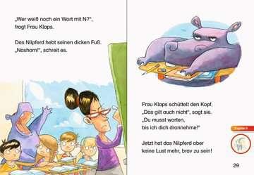 Ein Nilpferd in der Badewanne Bücher;Erstlesebücher - Bild 3 - Ravensburger
