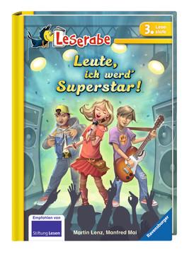 Leute, ich werd  Superstar! Kinderbücher;Erstlesebücher - Bild 2 - Ravensburger