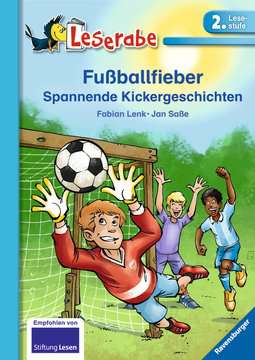 36477 Erstlesebücher Fußballfieber von Ravensburger 1