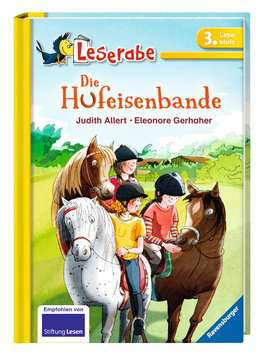 36480 Erstlesebücher Die Hufeisenbande von Ravensburger 2