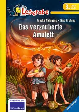 Das verzauberte Amulett Kinderbücher;Erstlesebücher - Bild 1 - Ravensburger