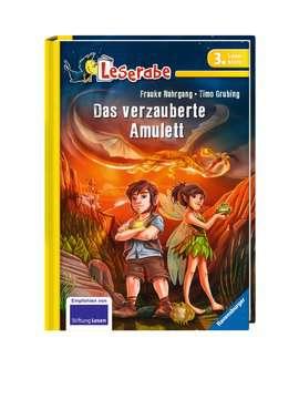 Das verzauberte Amulett Kinderbücher;Erstlesebücher - Bild 2 - Ravensburger