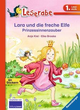 Lara und die freche Elfe. Prinzessinnenzauber Kinderbücher;Erstlesebücher - Bild 1 - Ravensburger