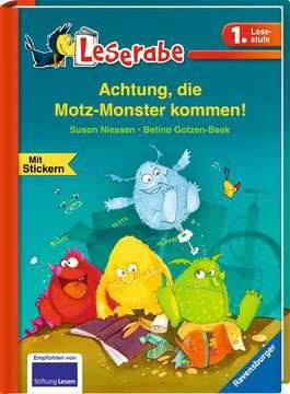 36489 Erstlesebücher Achtung, die Motz-Monster kommen! von Ravensburger 2