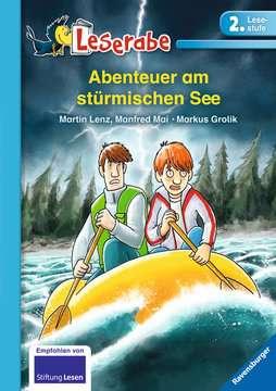 Abenteuer am stürmischen See Kinderbücher;Erstlesebücher - Bild 1 - Ravensburger