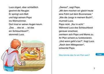 Abenteuer am stürmischen See Kinderbücher;Erstlesebücher - Bild 4 - Ravensburger