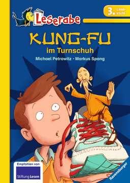 36494 Erstlesebücher Kung-Fu im Turnschuh von Ravensburger 1