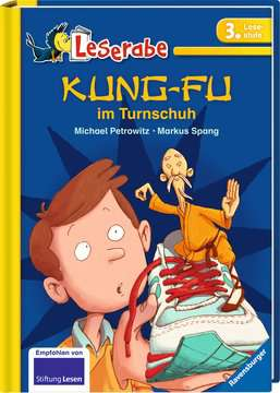 36494 Erstlesebücher Kung-Fu im Turnschuh von Ravensburger 2