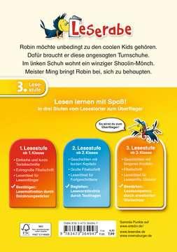 36494 Erstlesebücher Kung-Fu im Turnschuh von Ravensburger 3