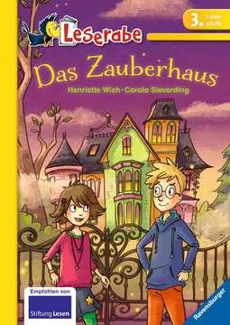 36495 Erstlesebücher Das Zauberhaus von Ravensburger 1