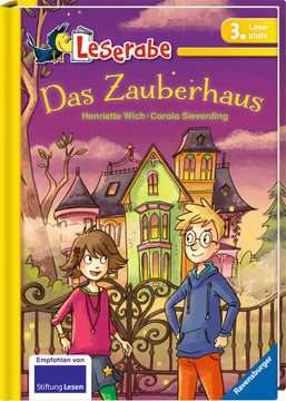 36495 Erstlesebücher Das Zauberhaus von Ravensburger 2