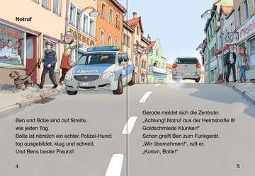 36505 Erstlesebücher Polizeihund Bolle im Einsatz von Ravensburger 4
