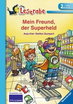 Mein Freund, der Superheld Bücher;Erstlesebücher - Bild 1 - Ravensburger