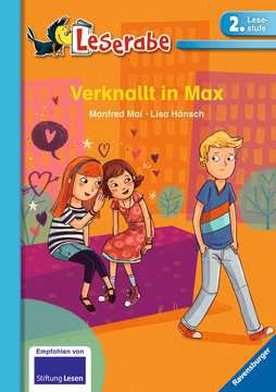 Verknallt in Max Kinderbücher;Erstlesebücher - Bild 1 - Ravensburger