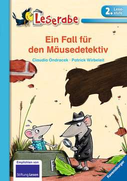 Ein Fall für den Mäusedetektiv Kinderbücher;Erstlesebücher - Bild 1 - Ravensburger