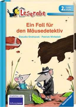 36508 Erstlesebücher Ein Fall für den Mäusedetektiv von Ravensburger 1