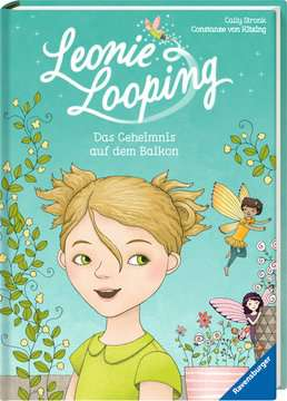 36510 Erstlesebücher Leonie Looping, Band 1: Das Geheimnis auf dem Balkon von Ravensburger 2