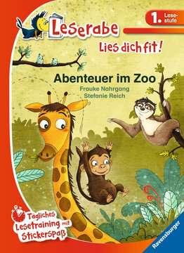 36521 Erstlesebücher Abenteuer im Zoo von Ravensburger 1