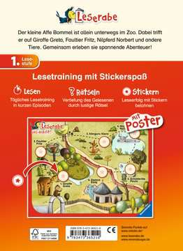 36521 Erstlesebücher Abenteuer im Zoo von Ravensburger 4