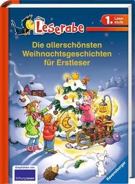 36528 Erstlesebücher Die allerschönsten Weihnachtsgeschichten für Erstleser von Ravensburger 2