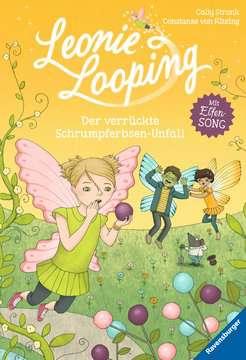 36529 Erstlesebücher Leonie Looping, Band 3: Der verrückte Schrumpferbsen-Unfall von Ravensburger 1