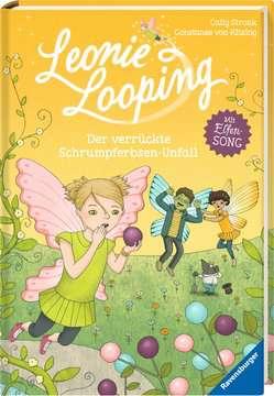 36529 Erstlesebücher Leonie Looping, Band 3: Der verrückte Schrumpferbsen-Unfall von Ravensburger 2